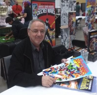 Mike Zeck Wizard World Des Moines 2015