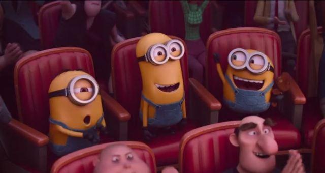 Minions theater