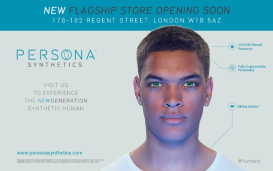 Persona Synthetics ad