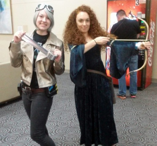 Quicksilver & Merida Wizard World Des Moines