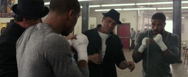 Rocky VII Creed