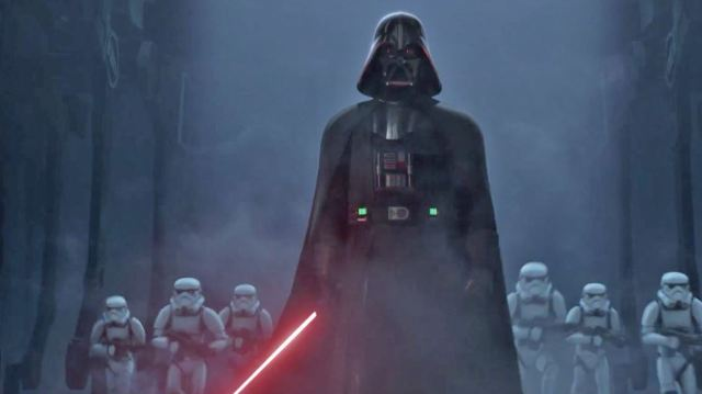 Star Wars Rebels Darth Vader Season Two