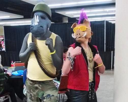 Teenage Mutant Ninja Turtles Wizard World Des Moines