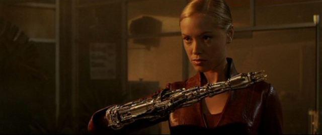Terminator 3 Kristanna Loken