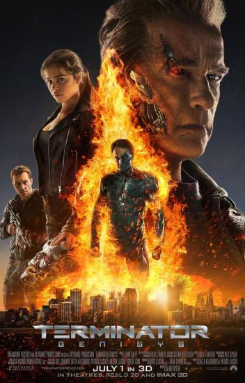 Terminator Genisys new poster