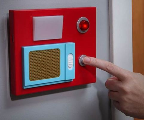 Think Geek Star Trek Doorbell