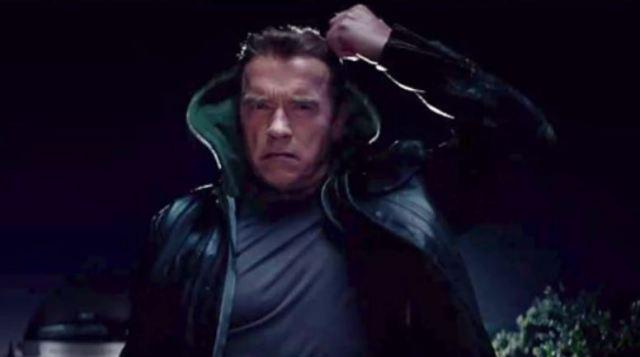Arnold Terminator Genisys