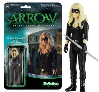 Black Canary Arrow figure