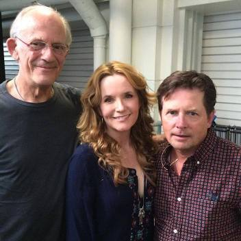 BTTF crew July 17 2015 from Lea Thompson Facebk