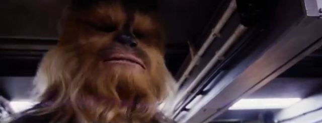 Chewbacca SDCC 2015 preview