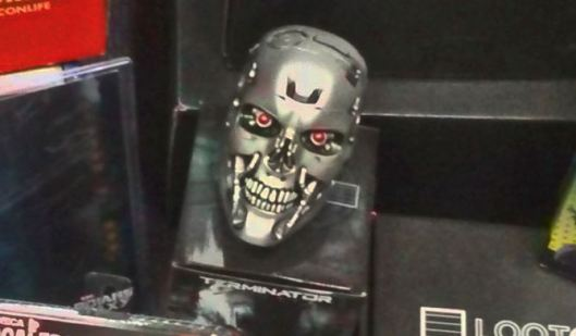 Cyber Loot Crate skull