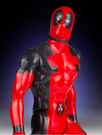 Deadpool Gentle Giant SDCC 2015