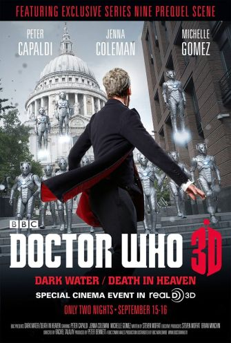 Doctor Who Fathom Events Dark water 3d 2015