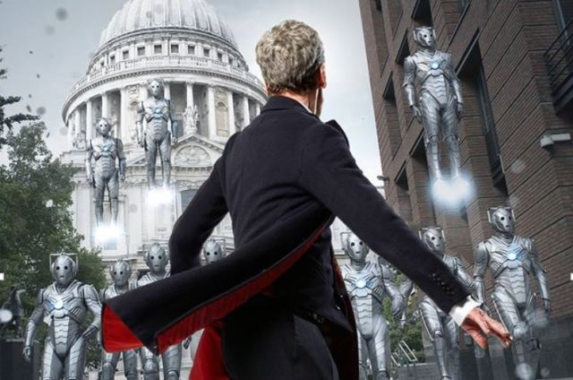 Doctor Who in 3D