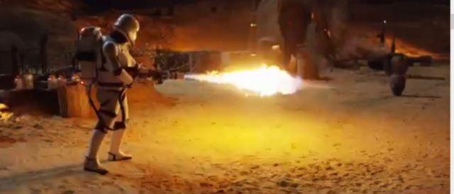 Firetrooper Star Wars SDCC 2015