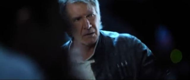 Han Solo Harrison Ford SDCC 2015