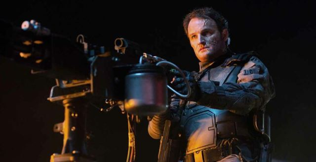 Jason Clarke John Connor Terminator Genisys