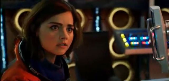 Jenna Coleman season 9 Doctor Who