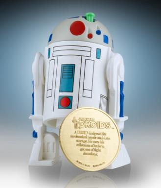 Jumbo Droids R2-D2 SDCC 2015 Gentle Giant