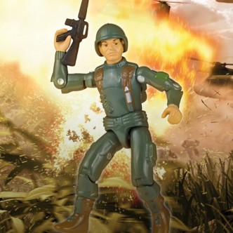 Jumbo GI Joe SDCC 2015 Gentle Giant