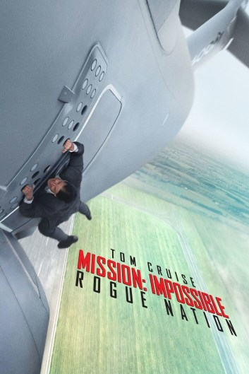 mission impossible 5 poster