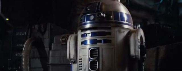 R2-D2 Star Wars preview SDCC 2015