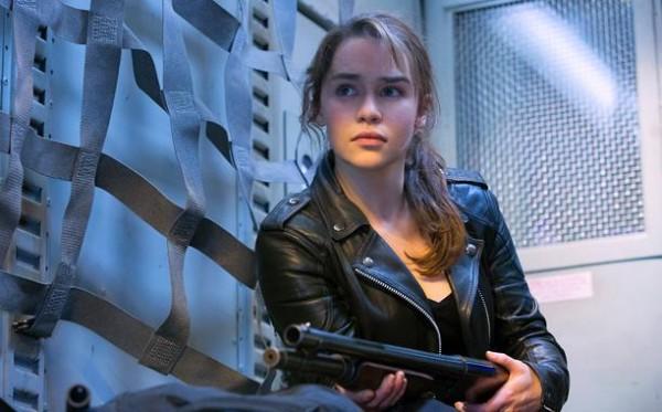Sarah Connor Terminator Genisys