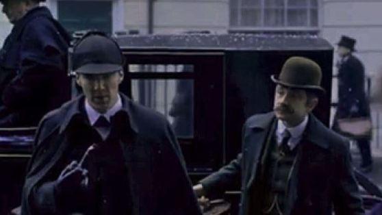 Sherlock clip