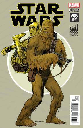 Star Wars Issue 7 variant Elite KCCC exclusive