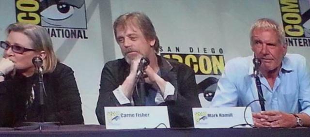 Star Wars panel SDCC 2015