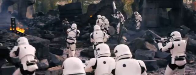 Stormtroopers SDCC 2015
