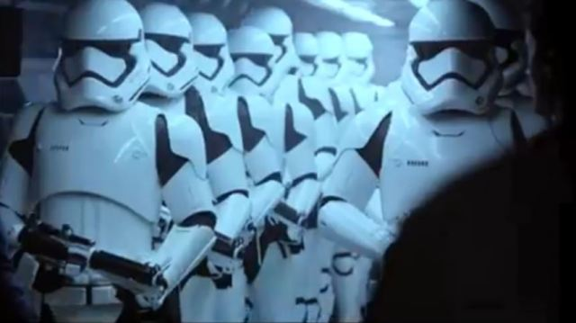 Stormtroopers SDCC preview 2015 reel