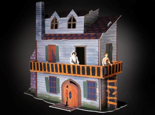 Super7 Haunted House SDCC 2015