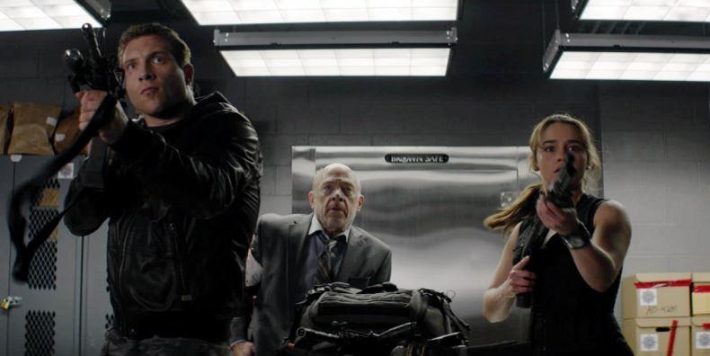 Terminator Genisys cast
