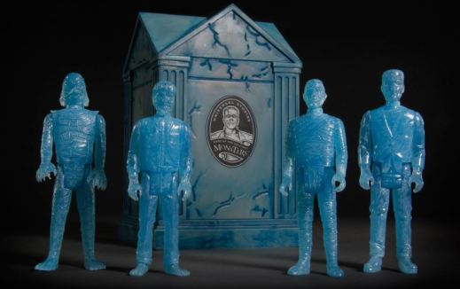 Universal Monsters ghost figures