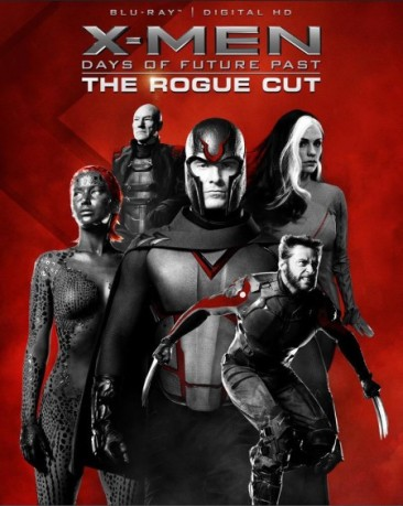 X-Men Days of Future Past Rogue Cut