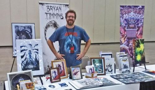 Bryan Timmins KCCC 2015