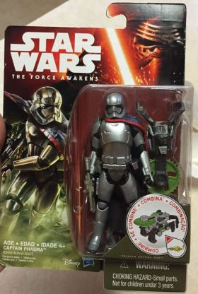 Captain Phasma figure