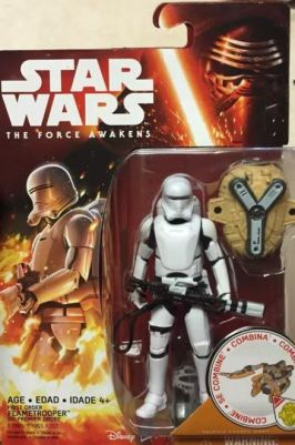 Flametrooper action figure