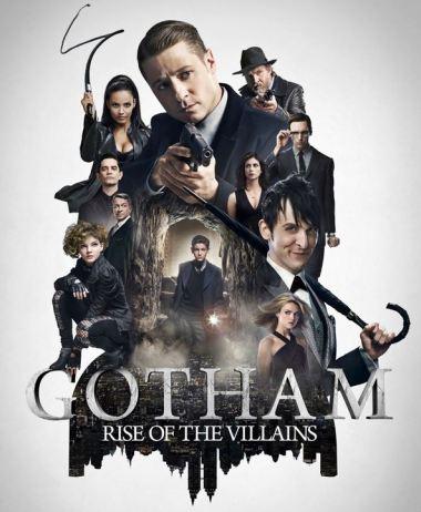 Gotham season 2 poster