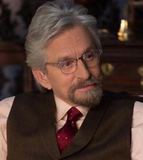 Hank Pym Michael Douglas
