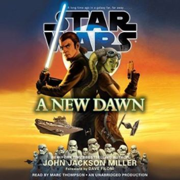 New Dawn Audiobook