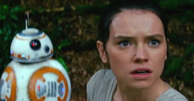 New SW teaser with Daisy - Rey and BB-8
