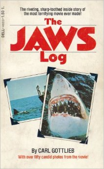 original The Jaws Log cover