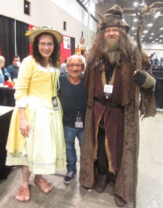 Rick Howland KCCC 2015 Kansas City Comic Con