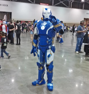 Royals Iron Man