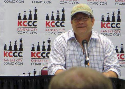 Sarah Kohtz KCCC 2015 Sean Astin panel