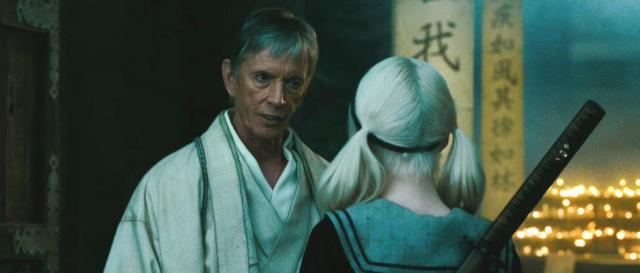Scott Glenn in Sucker Punch