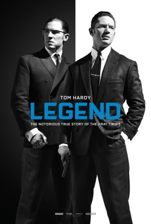 Tom Hardy Legend poster