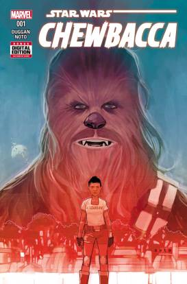 Chewbacca 1 cover Phil Noto